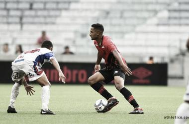 Rubro Negro jogou com seu time de aspirantes (Miguel Locatelli / Athetico-PR)