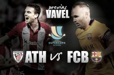 Athletic - Barcelona: primer 'round' contra los leones