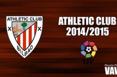 Athletic Club de Bilbao 2014/2015: el modelo sigue muy vivo