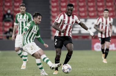 Resumen del Athletic de Bilbao 4-0 Betis en LaLiga 2020/2021