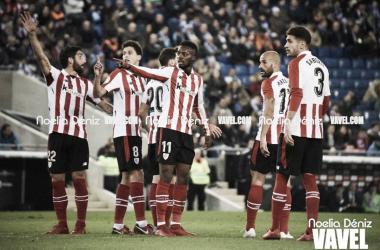 Rayo Vallecano - Athletic Club, jornada 3 La Liga 2018: puntuaciones del Athletic Club
