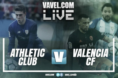 El Valencia CF buscará su primera victoria en el Nuevo San Mamés. Fuente: Hugo Santana (Vavel).