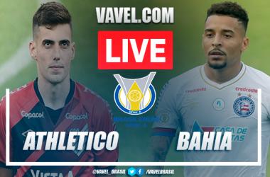 Gol e melhores momentos Athletico-PR 1x0 Bahia pelo Brasileirão 2020