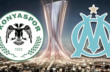 Konyaspor versus Marsella / Fuente: Europa League
