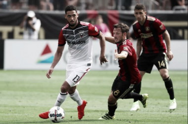 D.C. United looks to steal another three points from Atlanta. | Source: Jason Getz - USA Today Sports