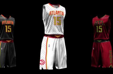 "Atlanta Hawks Reveal New Uniforms As Part Of ""Next Generation"""