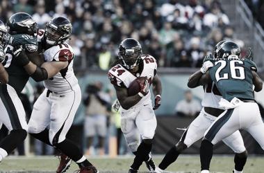 El primer partido será Falcons contra Eagles // Foto: Atlanta Falcons