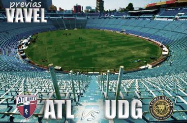 Previa Atlante - Leones Negros: el regreso al estadio Azulgrana