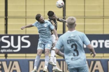 Imagen del empate entre Atlanta y Temperley./ (Foto: Prensa Atlanta)