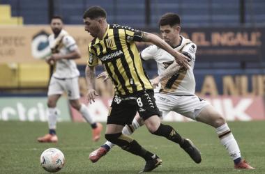 El partido tuvo lugar en el Estadio Don León Kolbowsky y el arbitraje estuvo liderado por Mario Ejarque.&nbsp;<div>Foto: @altantaoficial</div>