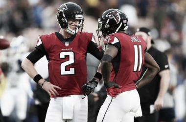 Claves para la victoria de los Falcons
