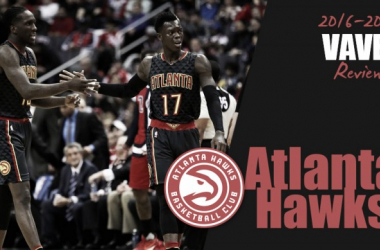 The 2016-17 NBA season was indeed a rollercoaster ride for the Atlanta Hawks.