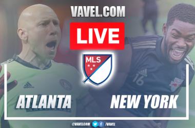 Goals and Highlights Atlanta United 0-0 New York Red Bulls in MLS 2021