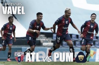 Previa Atlante vs Pumas Tabasco: por el boleto a semifinales