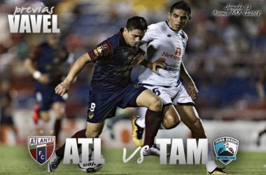 Previa Atlante - Tampico Madero: duelo en la parte alta de la clasificación