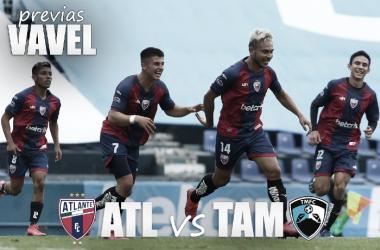 Previa Atlante vs Tampico Madero: regresar a la victoria
