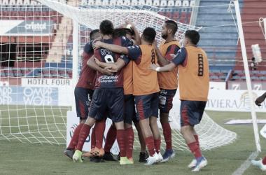 Atlante llegó a 6 puntos en el Ascenso MX // Foto: Atlante FC