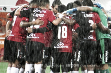 Confianza y unión en el equipo de Cruz | Foto: Gustavo Gómez/ VAVEL