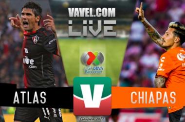 Resultado y goles del Atlas 0-1 Jaguares.