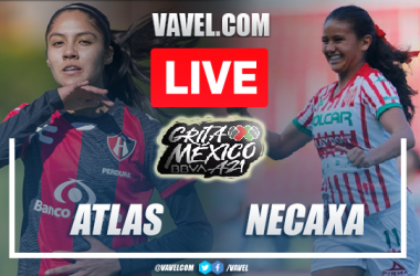 Goal and Highlights: Atlas 1-0 Necaxa in Liga MX Femenil 2021