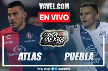 Gol y resumen del Atlas 0-1 Puebla en Liga MX 2021