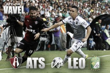 Previa Atlas - León: a luchar para afianzarse en el Clausura 2017
