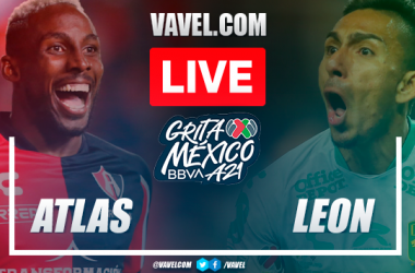 Goals and highlights: Atlas 2-0 Leon in Liga MX 2021