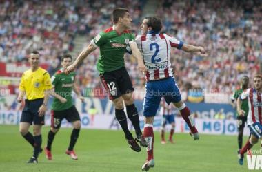 Fotos e imágenes del Atlético de Madrid - Athletic Club, jornada 35 de Liga BBVA