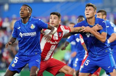 Último partido disputado de Liga / Foto : Getafe CF
