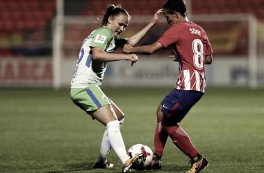 Atlético de Madrid Femenino: Esta vez, Goliat aplastó a David / FOTO: Club Atlético de Madrid