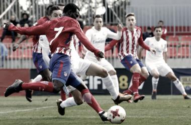 Una gran jornada para La Academia/ Fuente: Atlético de Madrid