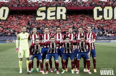 Atlético de Madrid - Real Madrid: Puntuaciones Atleti; vuelta de semifinales de la UEFA Champions League