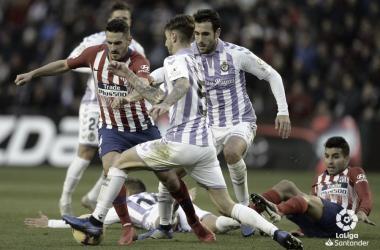 Encuentro de la primera vuelta que acabó con victoria rojiblanca por 2-3 | LaLiga Santander