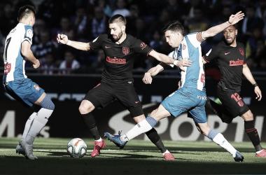 Atlético de Madrid vs Espanyol, LaLiga Santander // Fuente: Atlético de Madrid
