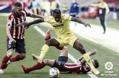 Previa Atlético de Madrid vs Villarreal: a seguir en la cima