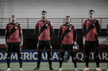 Invicto em 2021, Atlético-GO visita Palestino pela Sul-Americana