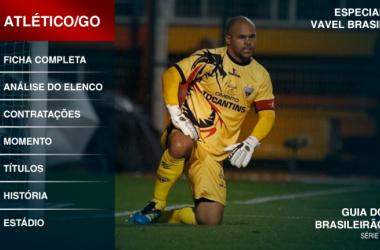 Atlético-GO 2016: após eliminações e com novo treinador, Dragão entra forte na disputa da Série B