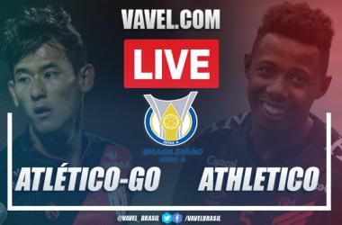 Gols e melhores momentos de Atlético-GO 1 x 1 Athletico-PR pelo Brasileirão 2020