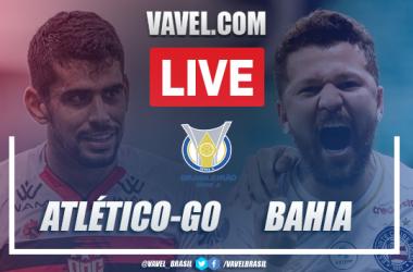 Gols e melhores momentos de Atlético-GO 1 x 1 Bahia pelo Campeonato Brasileiro 2020