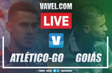 Gols e melhores momentos Atlético-GO 3x0 Goiás pelo Campeonato Goiano