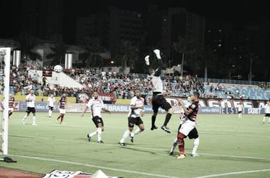 Atlético GO abre vantagem, mas cede empate para Oeste em casa