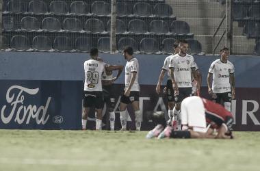 Keno sai do banco e dá vitória ao Atlético-MG sobre Cerro Porteño na Libertadores