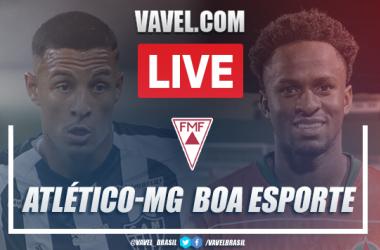 Gols e melhores momentos Atlético-MG 2x1 Boa Esporte pelo Campeonato Mineiro