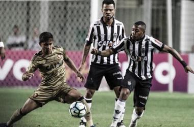 Sport surpreende Atlético-MG e arranca empate em partida movimentada