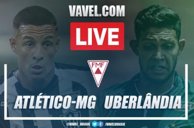 Gols e melhores momentos para Atlético-MG 4x0 Uberlândia pelo Campeonato Mineiro