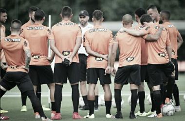 Coimbra recebe Atlético-MG e busca sua primeira vitória pelo Campeonato Mineiro