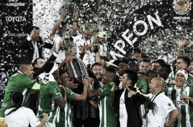 Atletico Nacional 1-0 Independiente del Valle: Colombians clinch second title