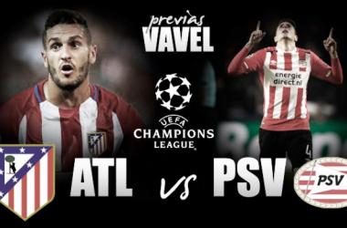 Previa Atlético de Madrid vs PSV Eindhoven: ganar, el único antídoto para restablecer la calma
