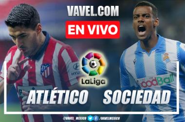 Goles y resumen del Atlético de Madrid 2-2 Real Sociedad en LaLiga 2021