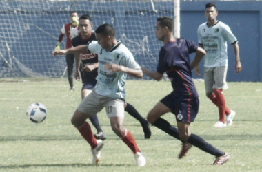 Atlético Socopó no pudo contra Estudiantes de Merida. Foto: Prensa Atletico Socopó